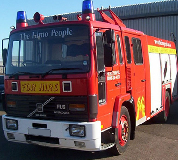 Fire Engine Hire in Guildford