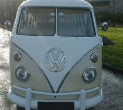 VW Campervan Hire in Guildford